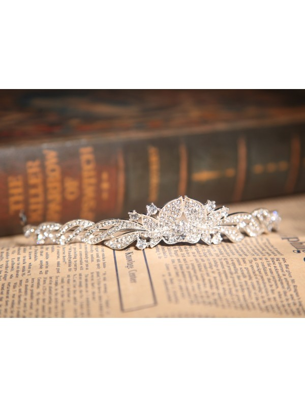 Beautiful Alloy With Czech Rhinestone Headpieces
