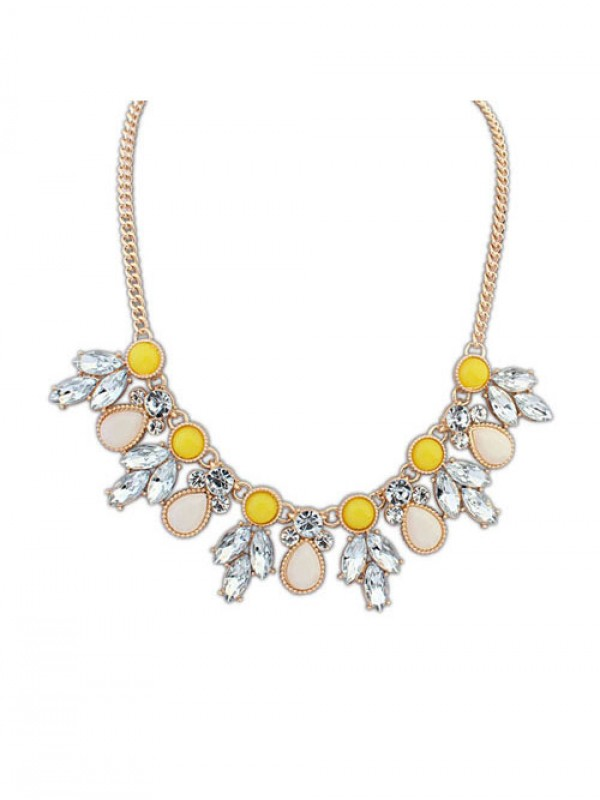 Occident Fresh all-match Stylish Exquisite Fashion Necklace
