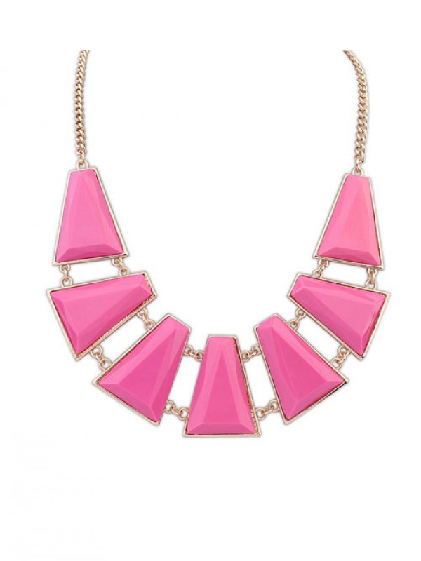 Occident Summer all-match Fashion Necklace