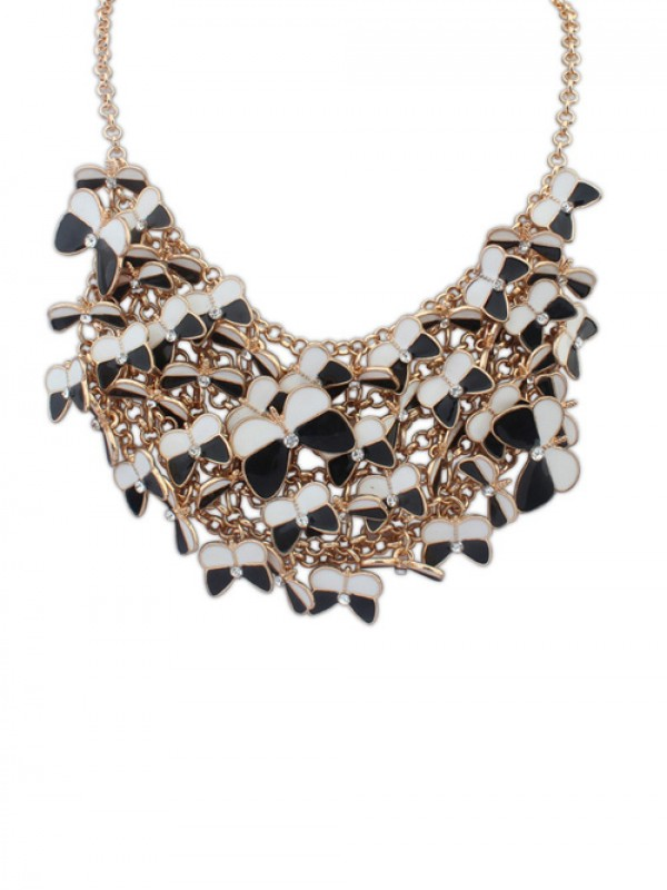 Fashion Butterfly Necklace