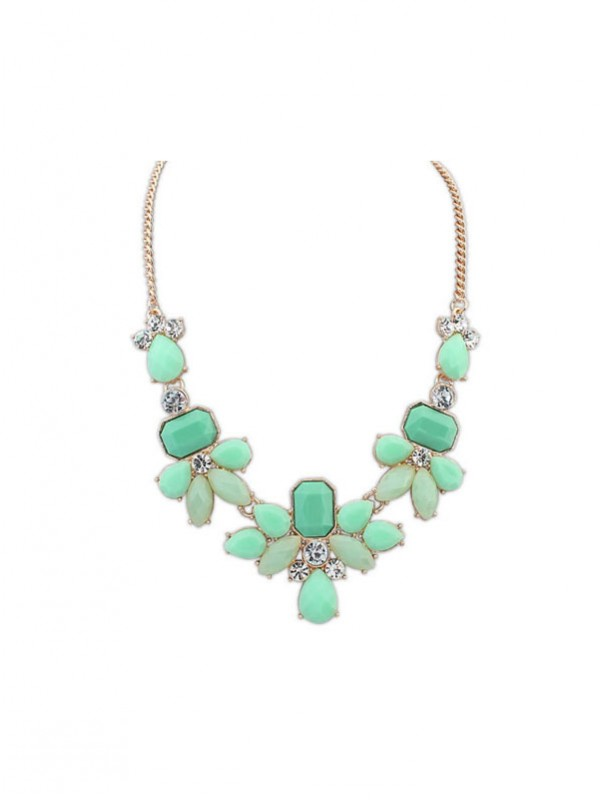 Occident Street Shooting Sweet Simple Fashionable Fashion Necklace