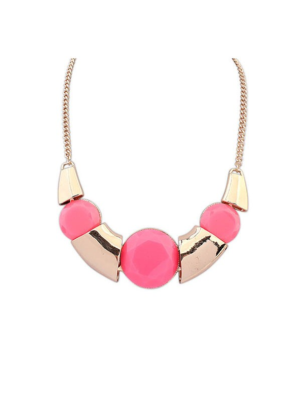 Occident New Exotic Fashion Necklace