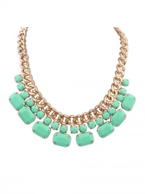 Occident Stylish Simple Temperament Fashion Necklace